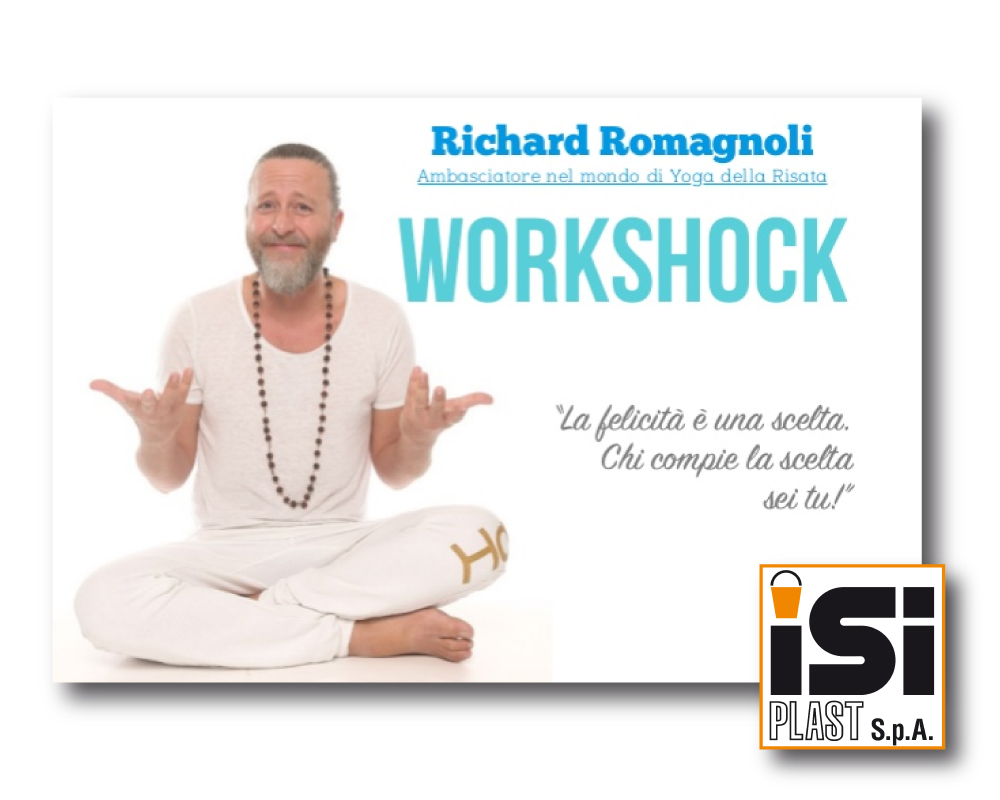 Yoga della Risata, Workshock di Richard Romagnoli
