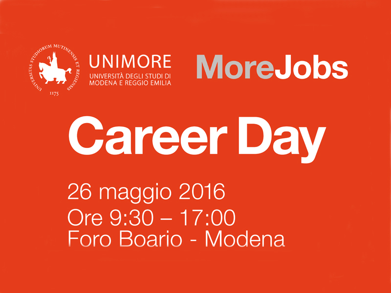 MoreJobs Career Day 2016