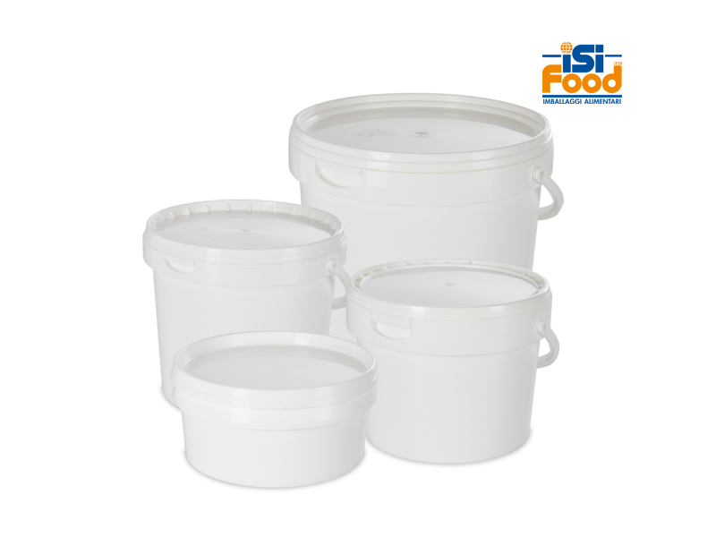 buckets for semi-finished ice cream products_Isi Food