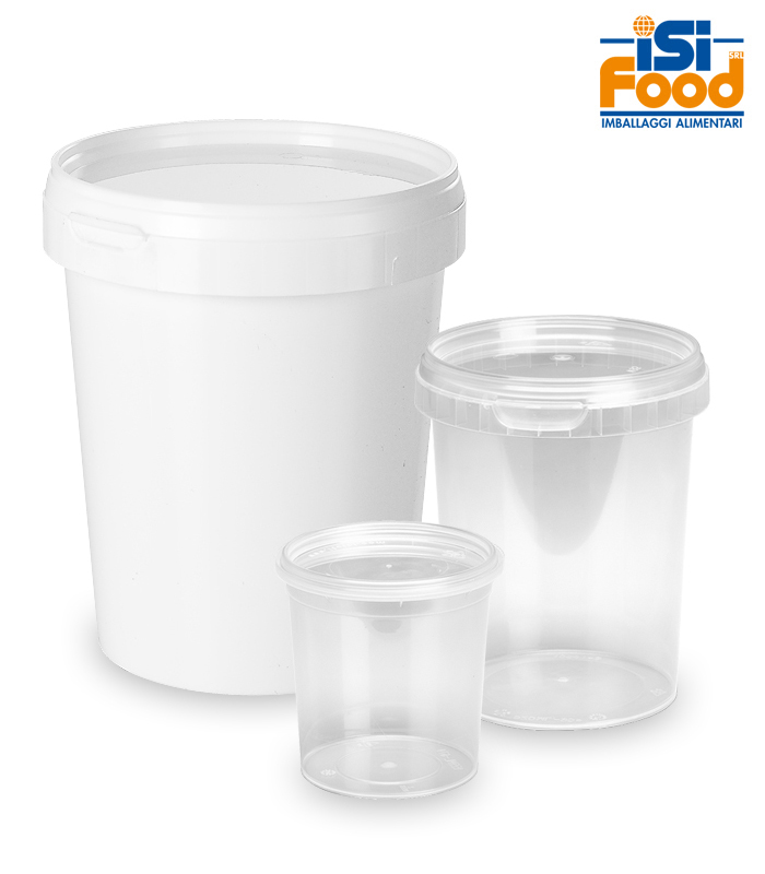 Containers for yogurt ISI Food Srl