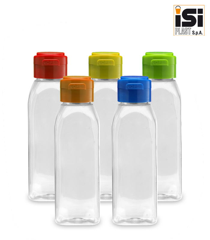 PET084: squeeze bottle_ISI Plast S.p.A.