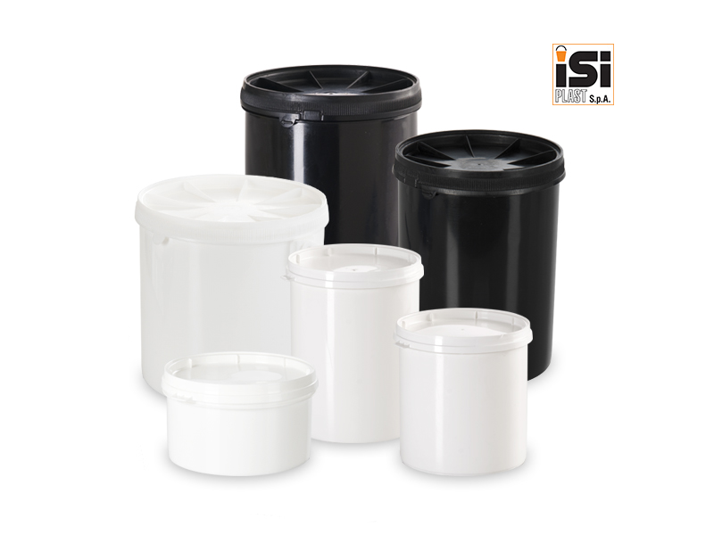 SC Series: cans for water-based varnish_ISI Plast S.p.A.