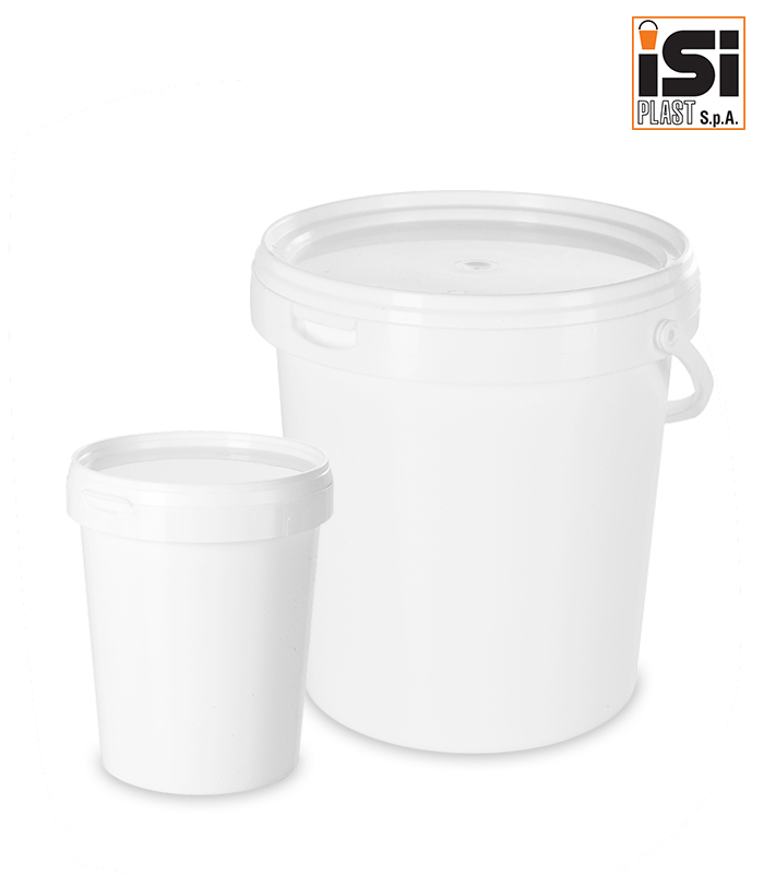 Buckets for wall plugs, screws and nails_ISI Plast S.p.A.