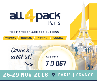 Stand ISI Palst S.p.A._All4Pack Paris 2018