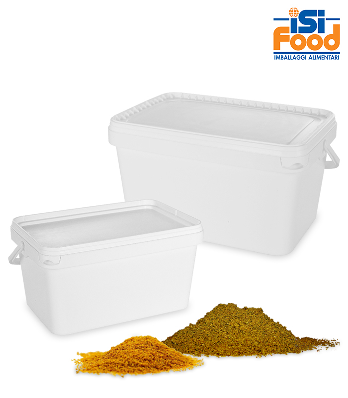 Containers for spices_ISI Food
