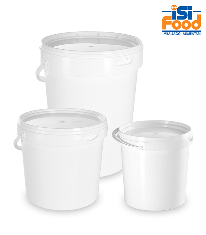 Containers for sea salad: ISI Food solutions for fish products
