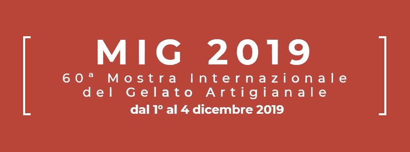 60th International Gelato Exhibition is ready to start